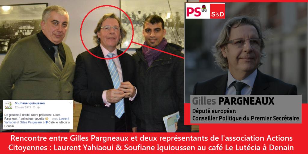 Gilles Pargneaux Iquioussen
