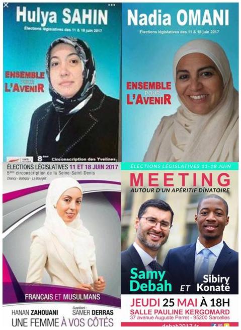 Candidats-islamists