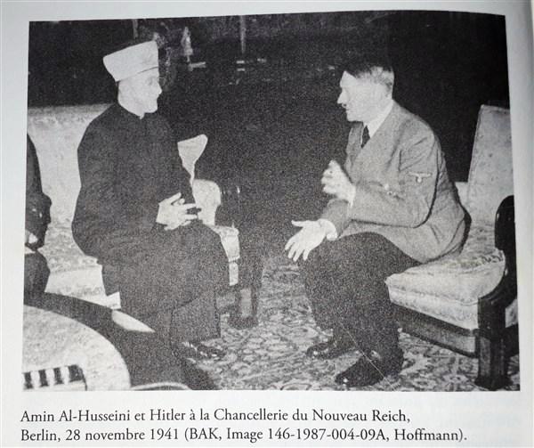 22- Hitler-Husseini